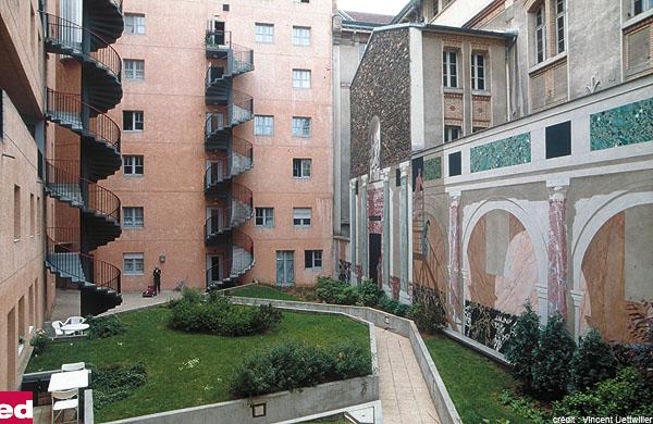 Ed architectes 106 rue falgui re 75015 paris - Rue linois 75015 paris ...